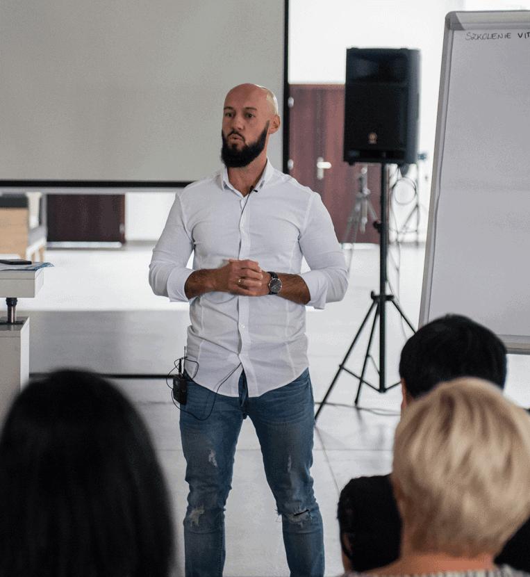Tomasz Solecki Business Workshop