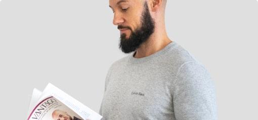 Tomasz Solecki czytanie